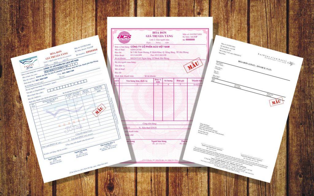 Hóa đơn đỏ hay còn gọi là hóa đơn giá trị gia tăng.