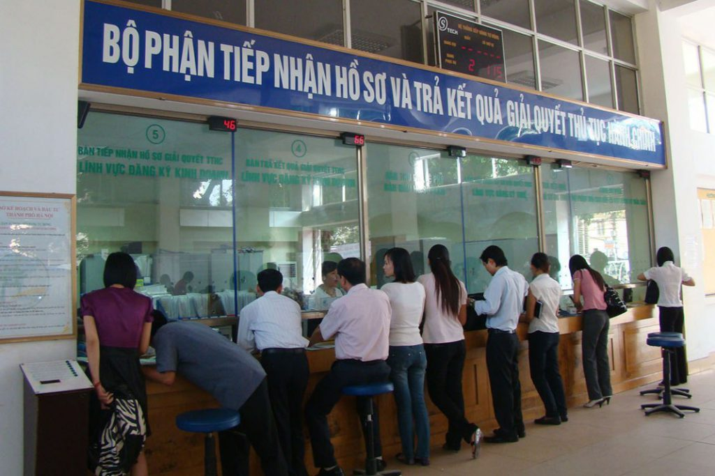 Phòng đăng ký kinh doanh là nơi tiếp nhận hồ sơ đăng ký kế toán trưởng của doanh nghiệp