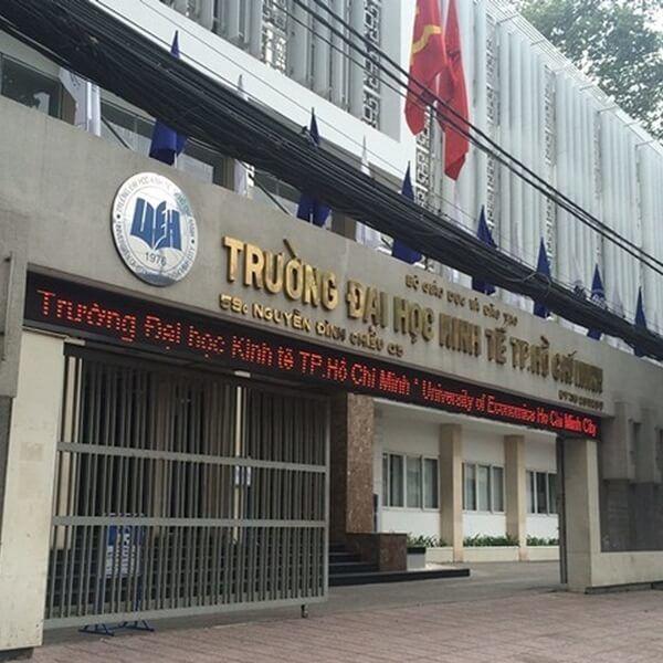 Trường đại học kinh tế thành phố Hồ Chí Minh