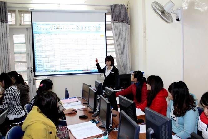 Một lớp học kế toán trưởng cấp tốc tại thành phố Hồ Chí Minh