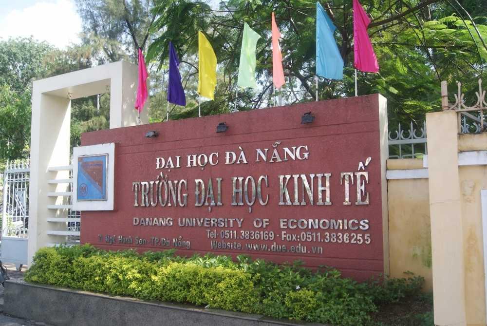 Đại học Kinh tế của trường Đại học Đà Nẵng