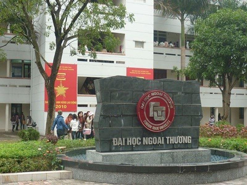 Đại học Ngoại Thương là một trong những trường danh giá nhất nước ta