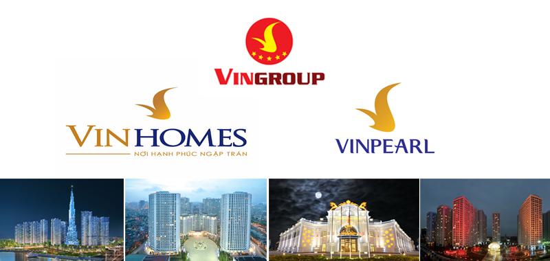 Vingroup là thương hiệu bất động sản uy tín hàng đầu