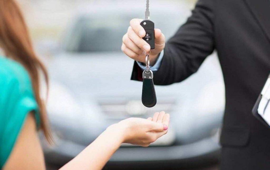 Hạn mức vay dựa trên giá trị thực của ô tô tại thời điểm vay