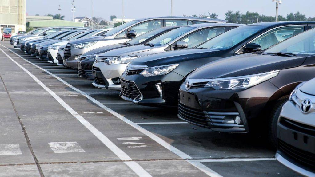 Khoản vay quá hạn ngân hàng có thể tịch thu xe ô tô để thanh lý