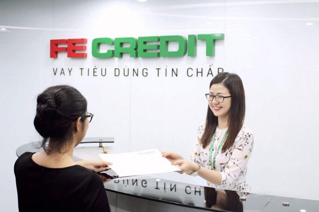 Thời gian duyệt hồ sơ vay và giải ngân của FE Credit khá nhanh
